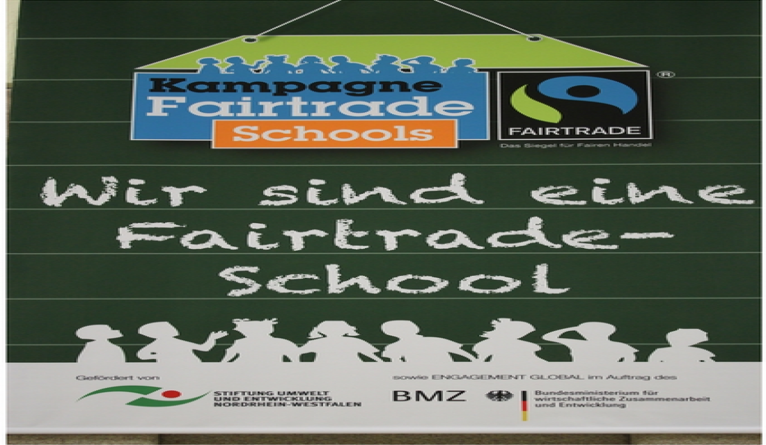 Fairtrade-School St.-Marien-Schule Vreden